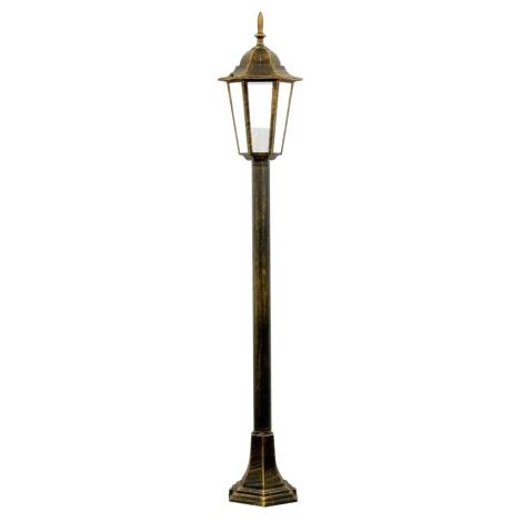 Kültéri lámpa 1xE27/60W patina