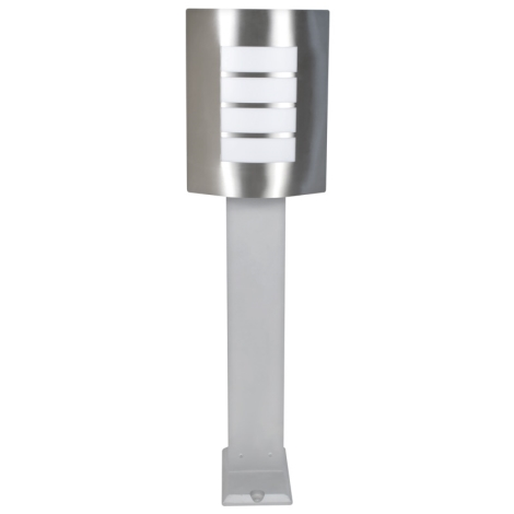Kültéri lámpa MEMPHIS 1xE27/60W/230V nerez