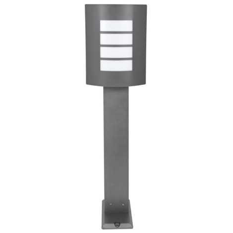 Kültéri lámpa MEMPHIS 1xE27/60W/230V szürke