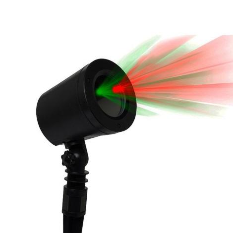 Kültéri lézer projektor 7W/230V IP65