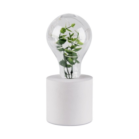 LED Asztali lámpa LIV LED/2xAAA fehér