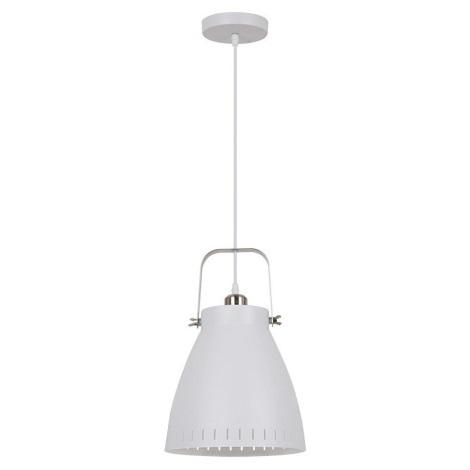 LED Csillár 1xE27/10W/230V fehér 26,5cm