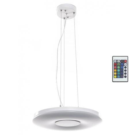 LED Csillár LED-RGB/60W/100-240V