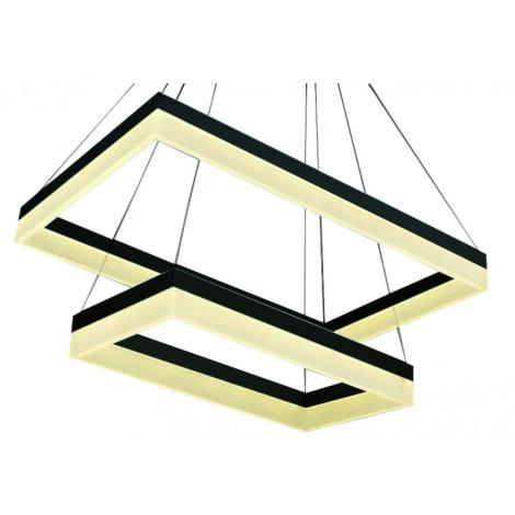 LED Csillár Ondaren Quadro LED/55W/230V
