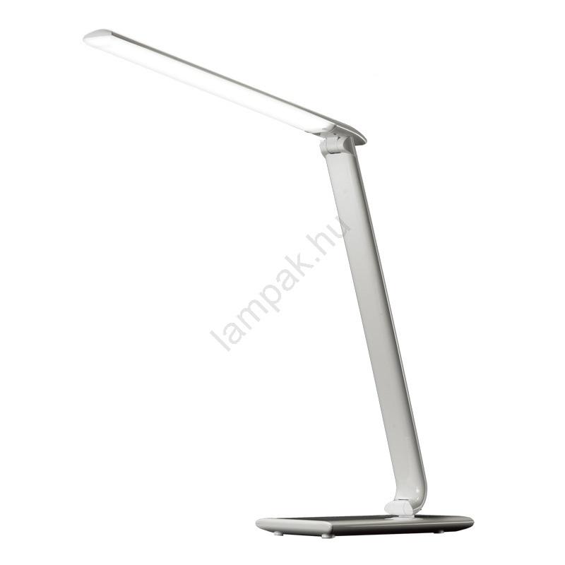 Solight WO37 W LED dimmelhető asztali lámpa USB csatlakozó