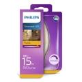 LED Dimmelhető izzó Philips B38 E14/4W/230V