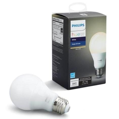 LED Dimmelhető izzó Philips  Hue WHITE A60 E27/9,5W/230V 2700K