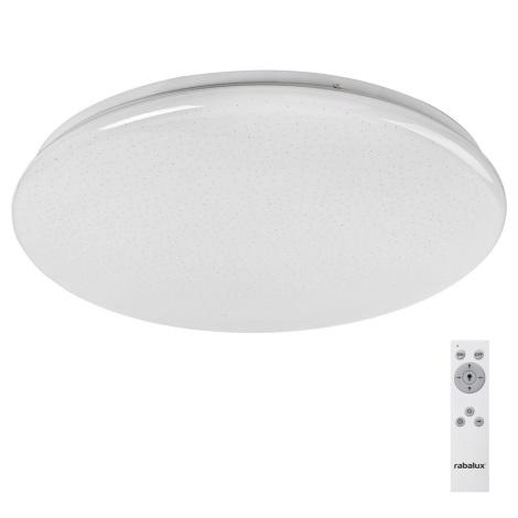 LED Dimmelhető mennyezeti lámpa LED/36W/230V + távirányító