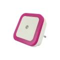 LED Éjjeli lámpa érzékelős LED/0,5W/230V rózsaszín