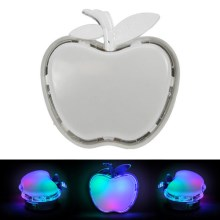 LED Éjjeli lámpa konnektorba APPLE LED/0,4W/230V