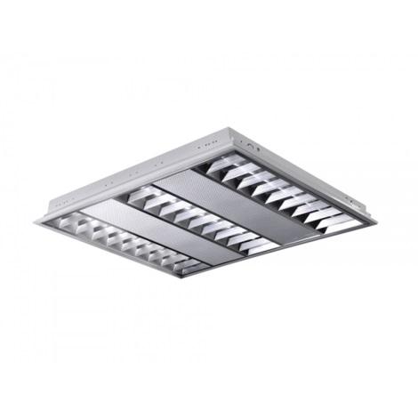 LED-es irodai lámpa 4xLED/18W
