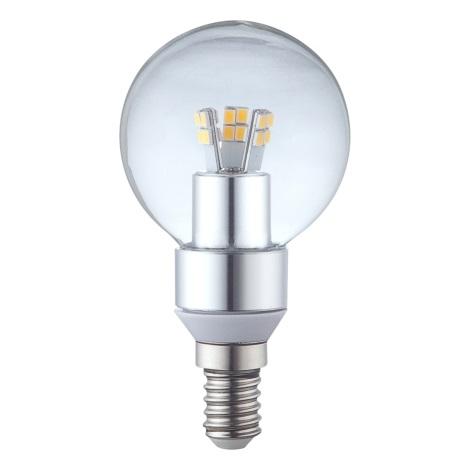 LED-es izzó 1xE14/4W/230V