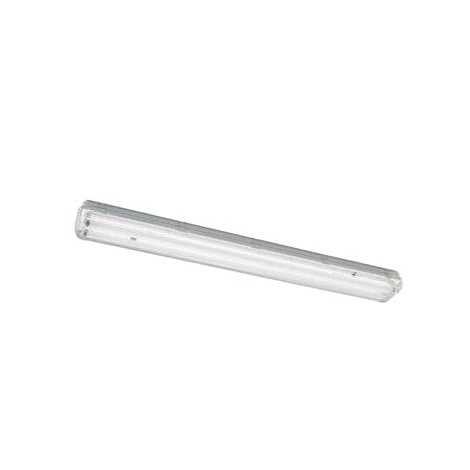 LED-es mennyezeti lámpa DUST 2xT8/18W 60 cm - GXWP093