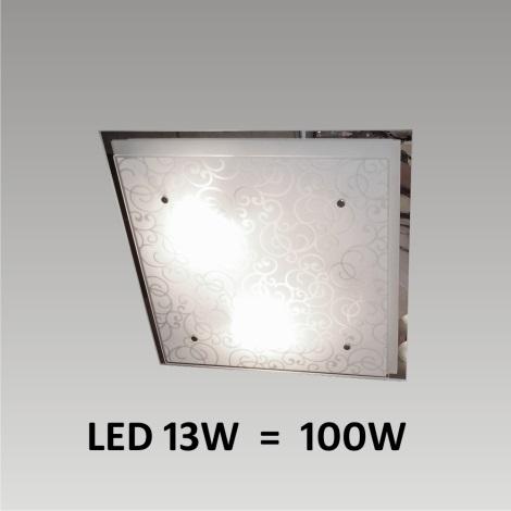 LED-es mennyezeti lámpa IKAROS 1xLED/13W