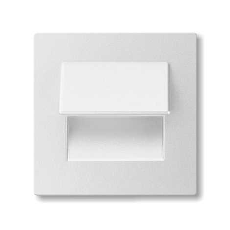 LED fali lépcsőházi lámpa LIVE 3xLED/0,24W/12V fehér 4000K