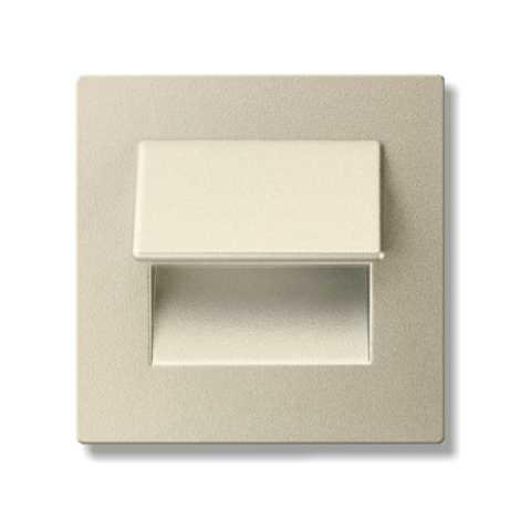 LED fali lépcsőházi lámpa LIVE 3xLED/0,24W/12V szatén 3000K