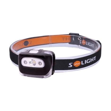 LED Fejlámpa LED/3W/3xAAA