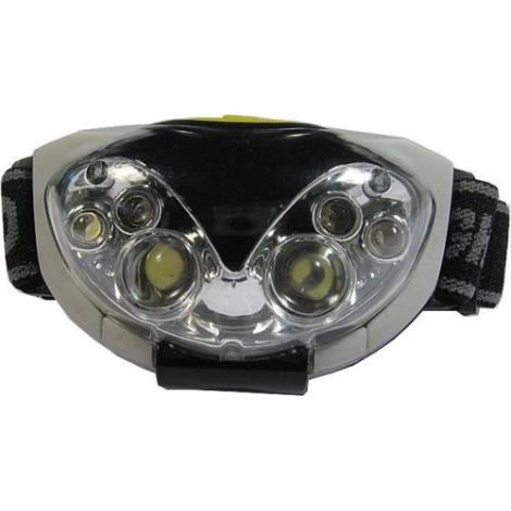 LED fényszóró 6xLED T217/1W
