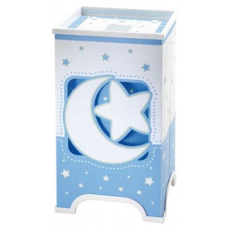 LED  gyermek asztali lámpa BLUE MOON 1xE14/1W LED