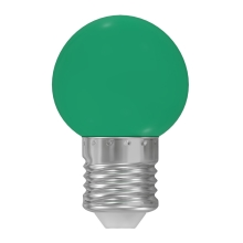 LED Izzó COLOURMAX E27/1W/230V