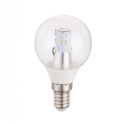LED Izzó E14/4W/230V - Globo 10682