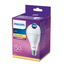 LED Izzó E27/22,5W/230V 2700K - Philips