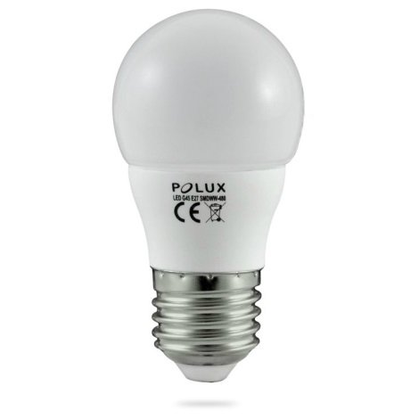 LED izzó E27/4,9W