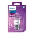 LED Izzó E27/4W/230V 2700K - Philips