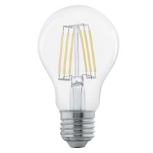 LED Izzó FILAMENT CLEAR E27/6W/230V - Eglo 11501