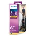 LED Izzó mozgásérzékelővel Philips E27/8W/230V 2700K