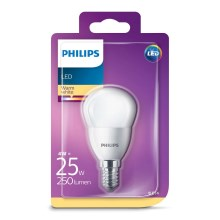 LED Izzó Philips E14/4W/230V