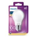 LED Izzó Philips E27/10,5W/230V 2700K