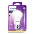 LED izzó Philips E27/11W/230V 2700K