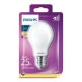 LED Izzó Philips E27/2,2W/230V 2700K