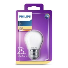 LED Izzó Philips E27/2,2W/230V