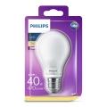 LED Izzó Philips E27/4,5W/230V 2700K