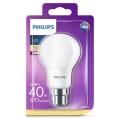 LED Izzó Philips E27/5,5W/230V 2700K