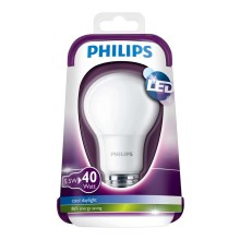 LED Izzó Philips E27/5,5W/230V