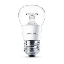 LED Izzó Philips E27/5,5W/230V - LUSTER
