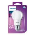 LED Izzó Philips E27/8W/230V 2700K
