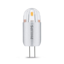 LED Izzó Philips G4/1,2W/12V - CAPSULE