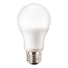 LED izzó Philips Pila E27/8W/230V 2700K