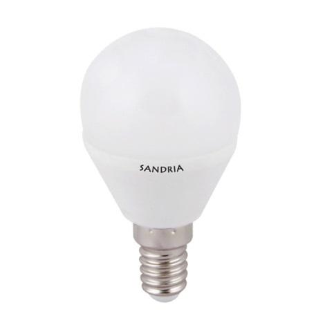 LED izzó  SANDY E14/5W/230V - Sandria S1192