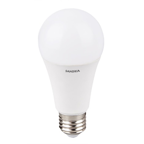 LED izzó  SANDY E27/12W/230V - Sandria S1314