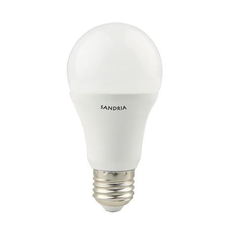LED Izzó SANDY LED E27/15W 3000K - Sandria S1376