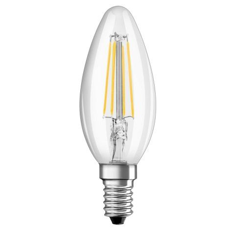LED Izzó VINTAGE E14/4W/230V - Osram