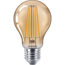 LED Izzó VINTAGE Philips A60 E27/5,5W/230V 2700K