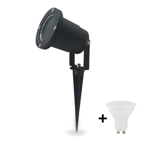 LED Kültéri lámpa BLAKE 2 GU10/4W/230V IP65