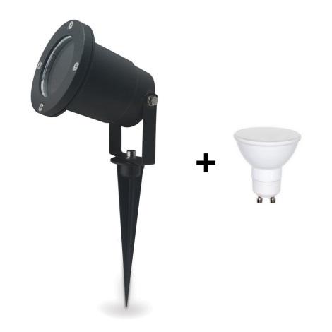 LED Kültéri lámpa BLAKE 2 GU10/6W/230V IP65