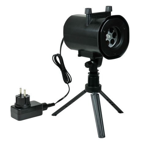 LED Kültéri lézer projektor LED/5W/230V IP44